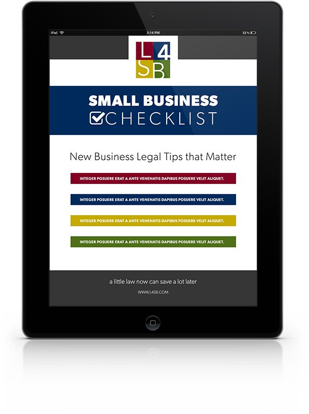 Small Business E-Book